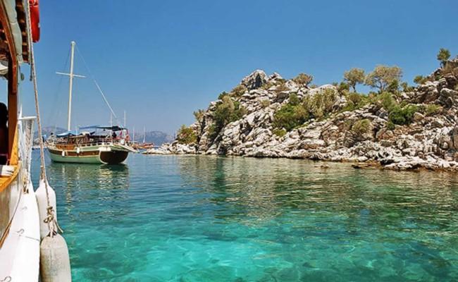 Marmaris Türkiye'nin En Güzel Tatil Beldelerinden