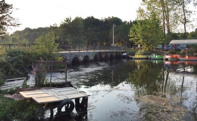 Kıyıköy Köprü