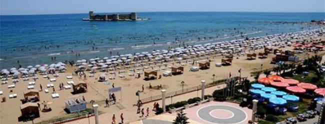kizkalesi plajları