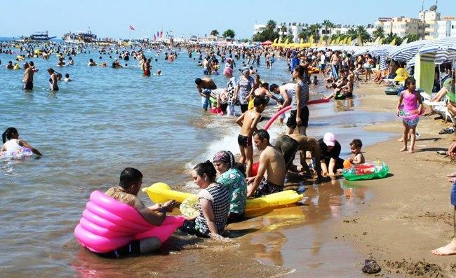 Kızkalesi-sahil