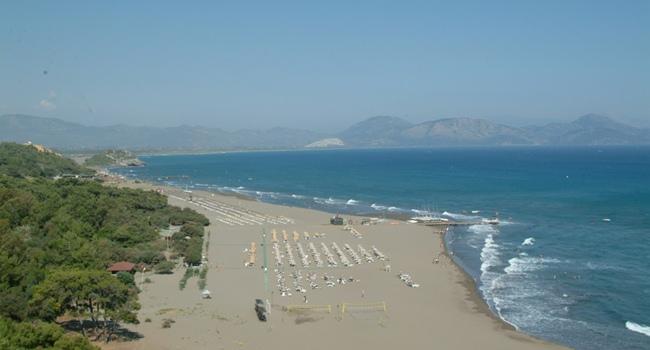 Sarı Germe Plaj