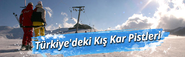 Türkiye'deki Kış Spor Merkezleri