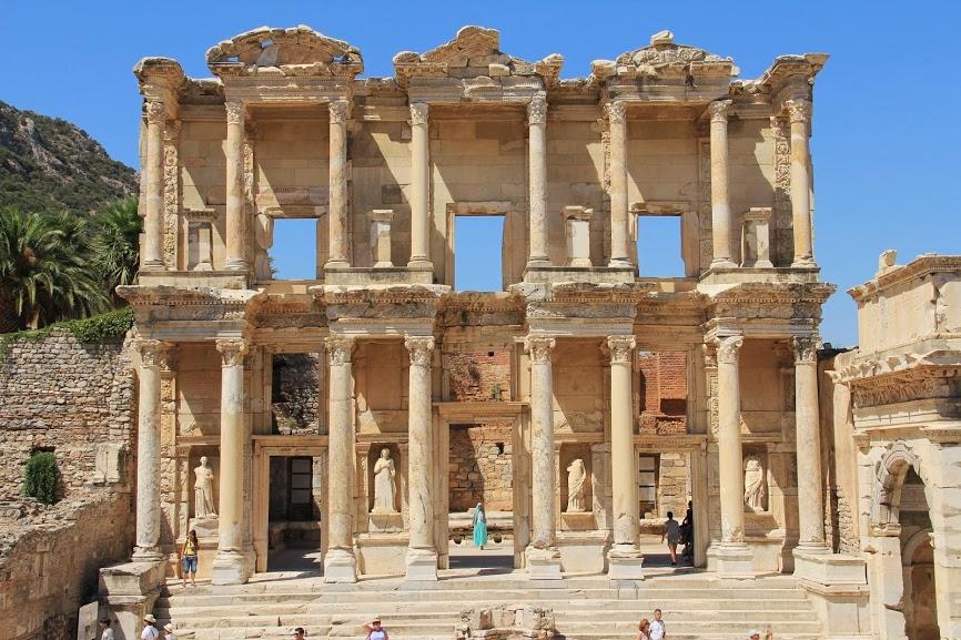 Efes Antik Kenti Gezi Rehberi