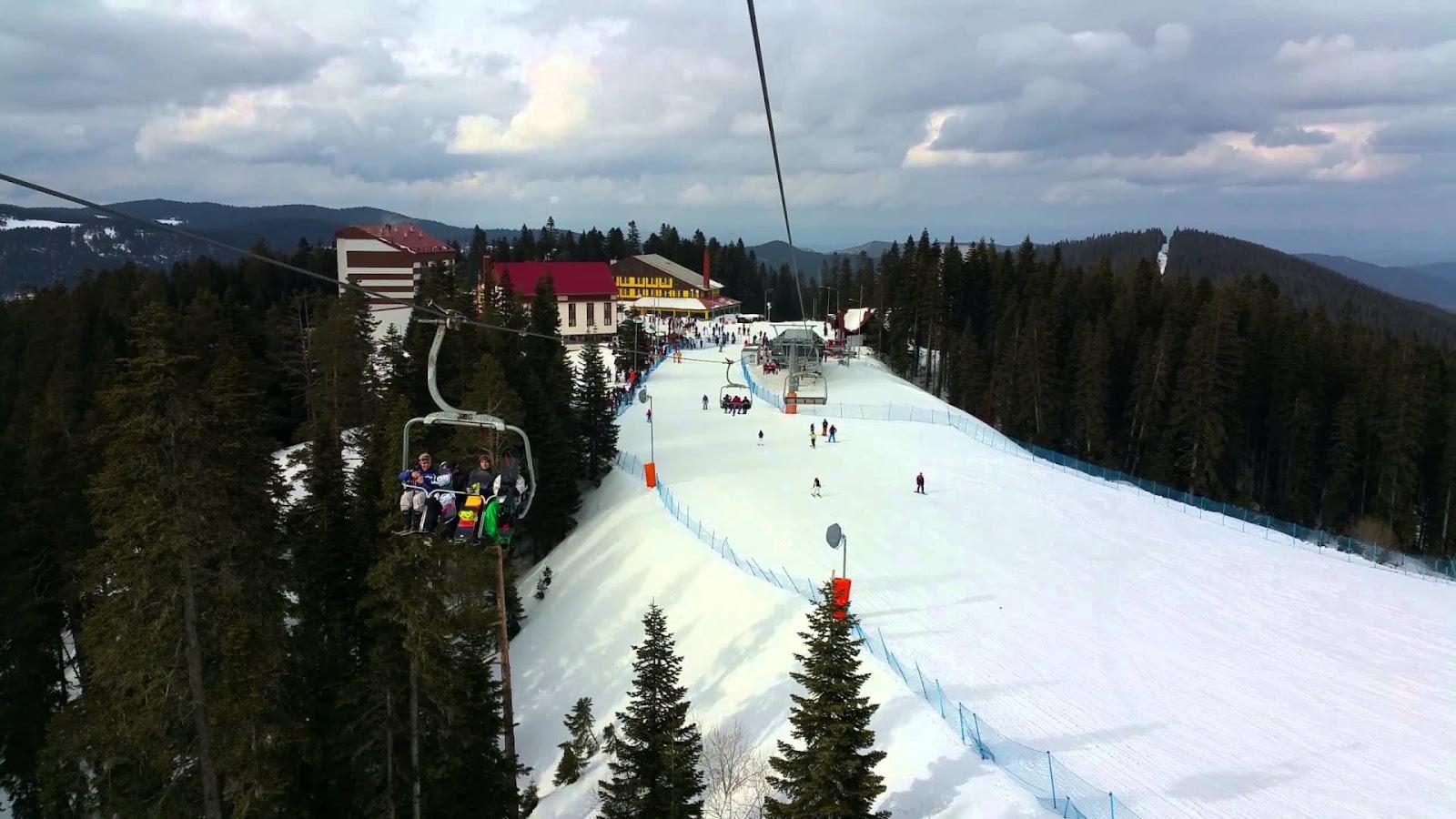 Türkiye'nin En İyi Kayak Merkezleri