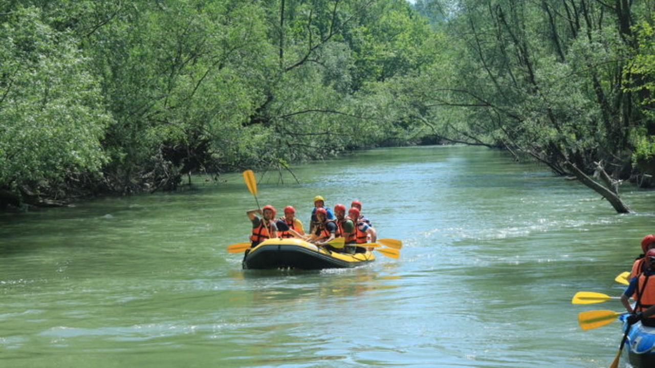 Türkiye'nin En İyi Rafting Pistleri