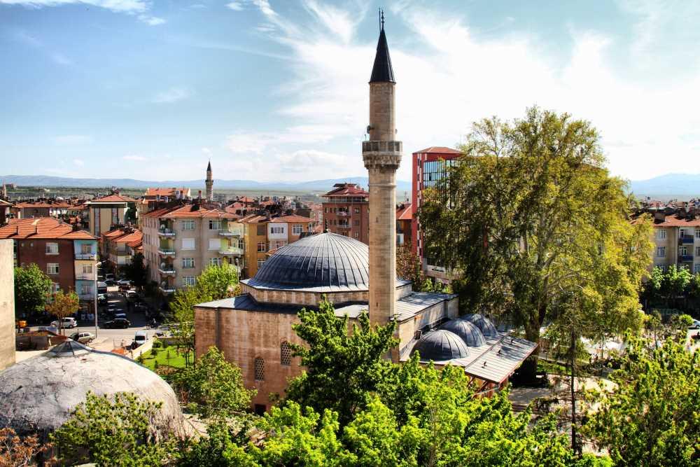 Karaman'da Gezilecek Yerler